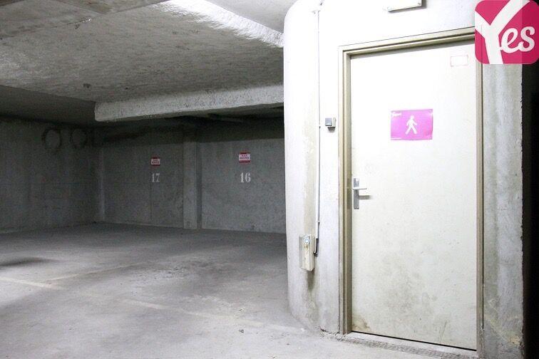 Parking Champignol - Saint-Maur-des-Fossés sécurisé