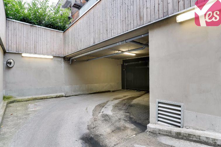 Parking Moulin Vert gardien