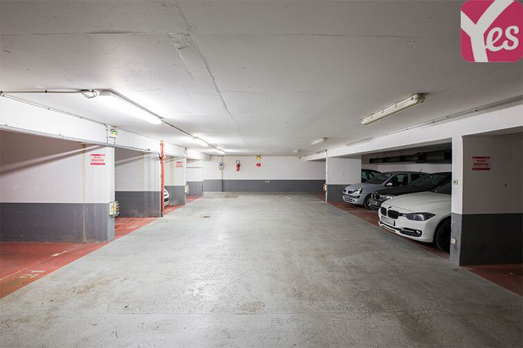 Parking Anvers - Pigalle garage