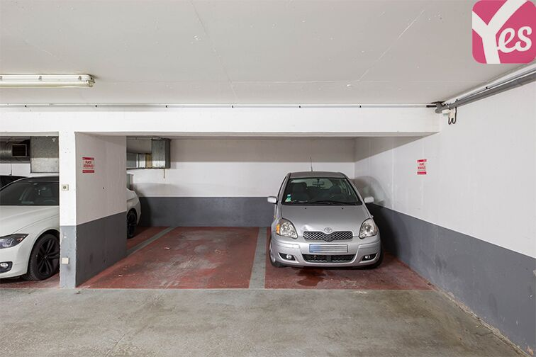 Parking Anvers - Pigalle Paris