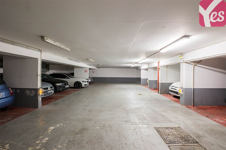 Parking Anvers - Pigalle en location