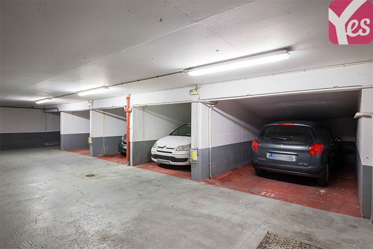 Parking Anvers - Pigalle 22 rue Turgot