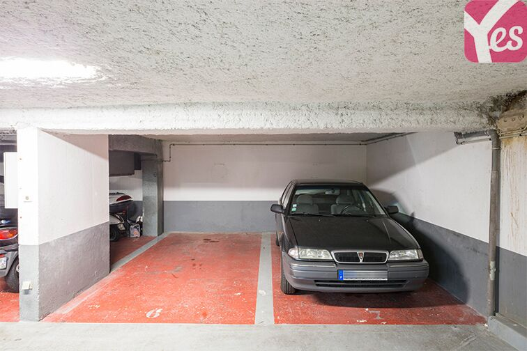 Parking Anvers - Pigalle avis