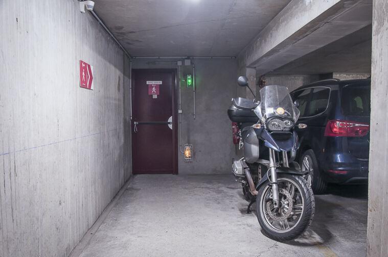 Parking Marcadet avis