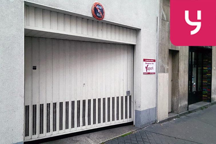 Parking Marcadet gardien