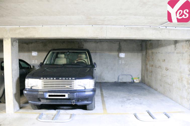 Parking Marcadet box