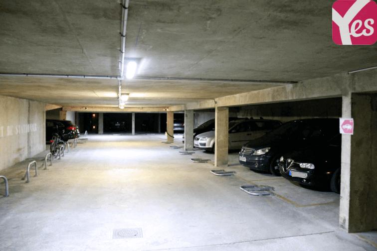 location parking Marcadet