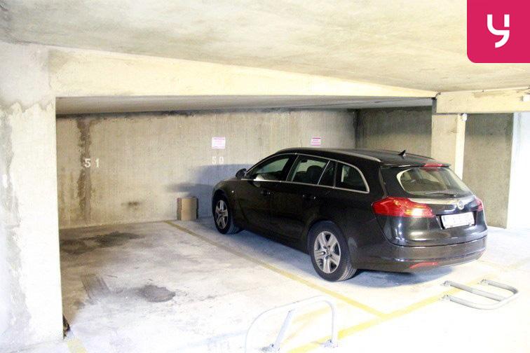 Parking Marcadet 169 rue Marcadet