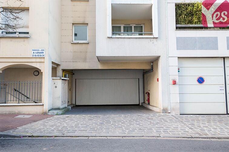 Parking Issy-les-Moulineaux - rue Marcel Miquel pas cher