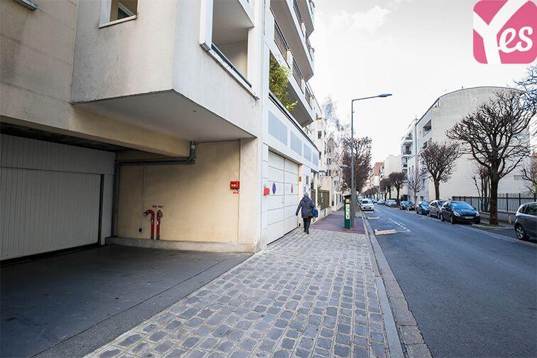 Parking Issy-les-Moulineaux - rue Marcel Miquel souterrain