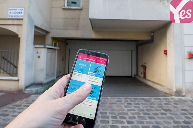 location parking Issy-les-Moulineaux - rue Marcel Miquel