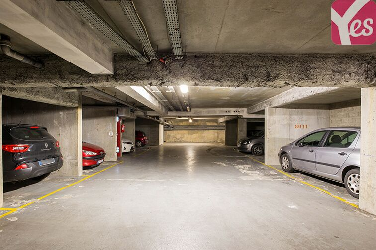 location parking garage issy les moulineaux rue marcel. Black Bedroom Furniture Sets. Home Design Ideas