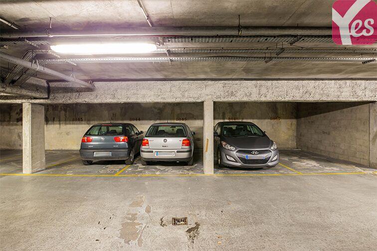 Parking Issy-les-Moulineaux - rue Marcel Miquel 92130