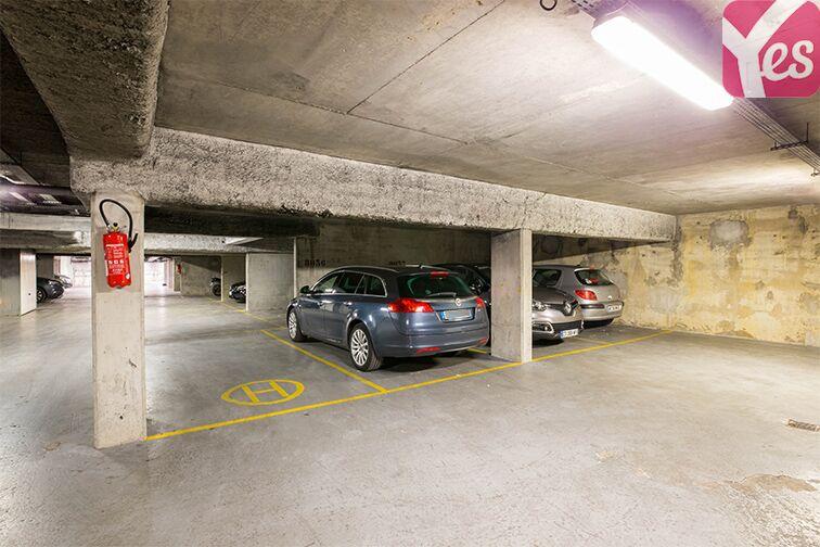 Parking Issy-les-Moulineaux - rue Marcel Miquel location
