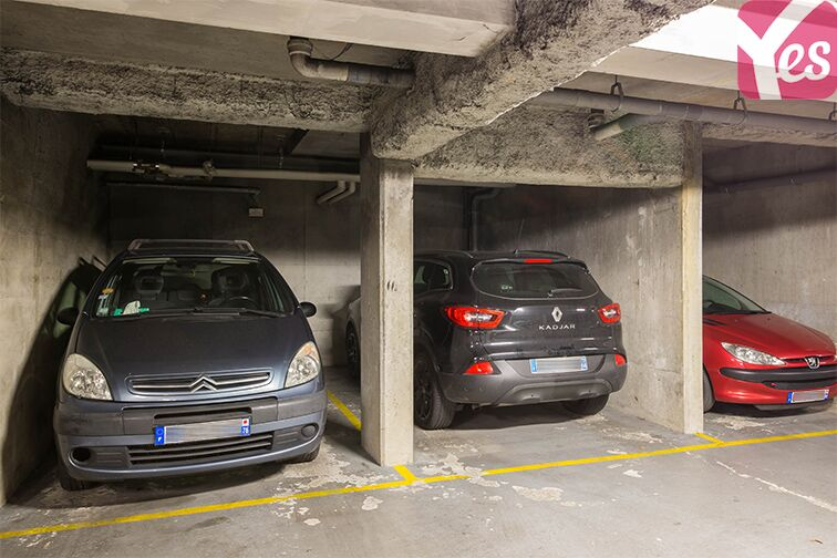 Parking Issy-les-Moulineaux - rue Marcel Miquel à louer