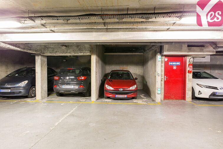 Parking Issy-les-Moulineaux - rue Marcel Miquel sécurisé