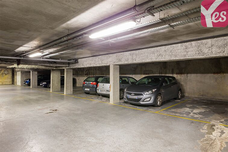 Parking Issy-les-Moulineaux - rue Marcel Miquel caméra
