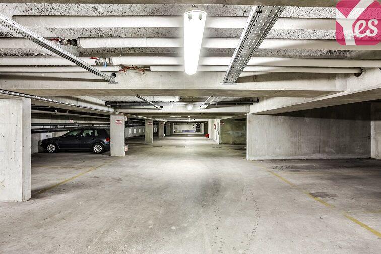 Parking Fontenay-aux-Roses - Pervenches - Val Content caméra