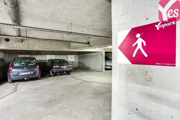 Parking Fontenay-aux-Roses - Pervenches - Val Content en location