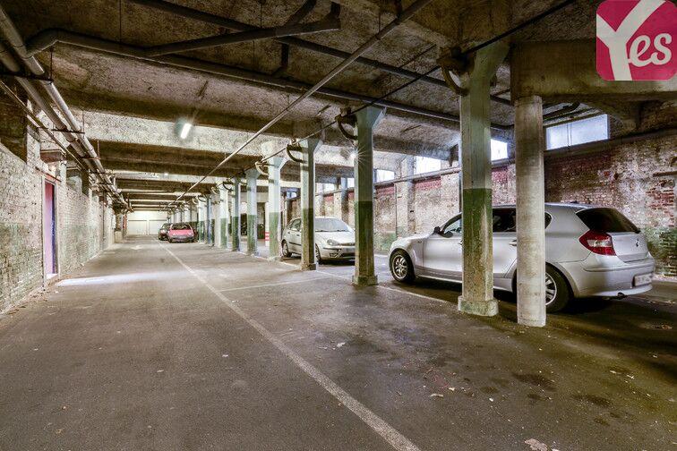 Parking Porte de Valenciennes - Lille box