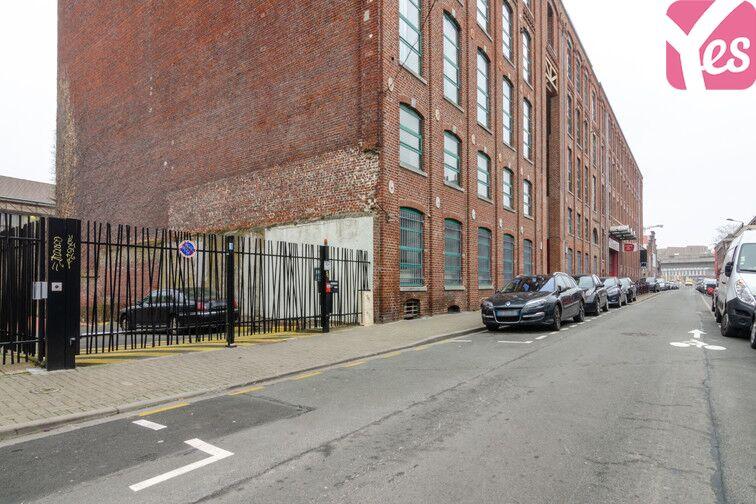 Parking Porte de Valenciennes - Lille location mensuelle
