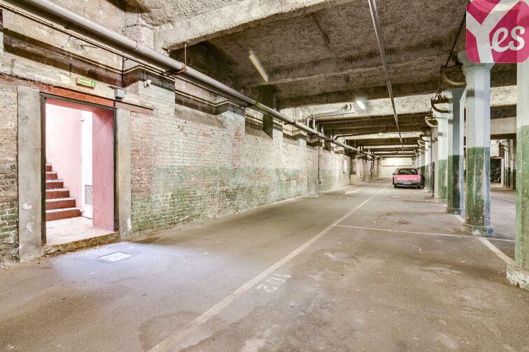 Parking Porte de Valenciennes - Lille sécurisé