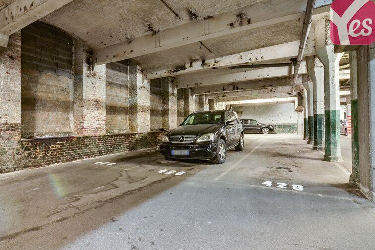 Parking Porte de Valenciennes - Lille pas cher