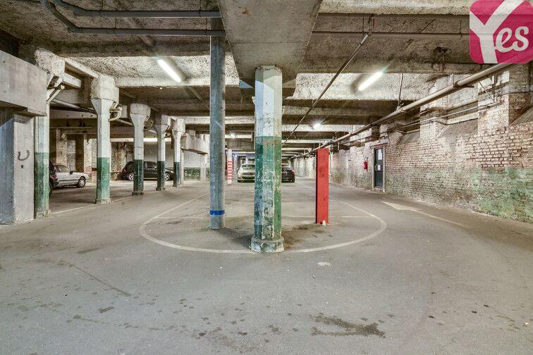Parking Porte de Valenciennes - Lille souterrain