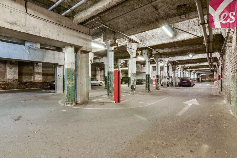 Parking Porte de Valenciennes - Lille Lille
