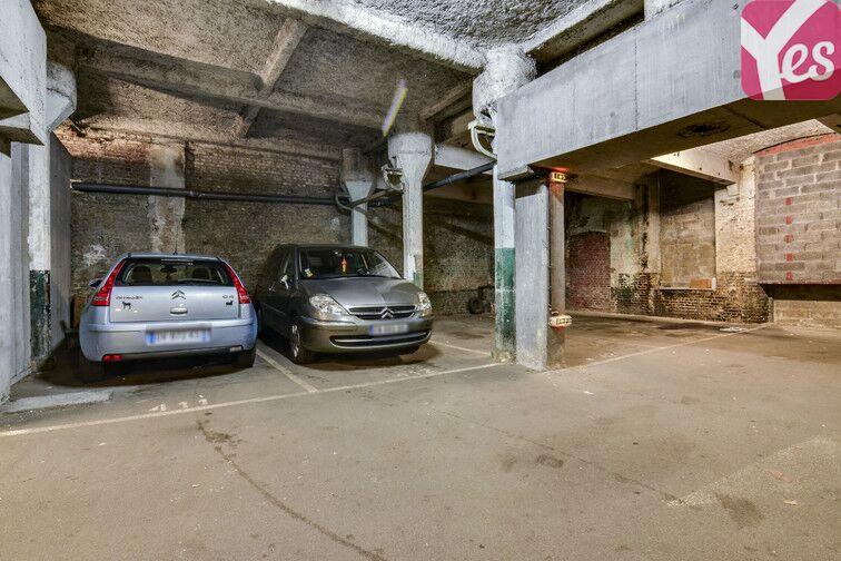 Parking Porte de Valenciennes - Lille location