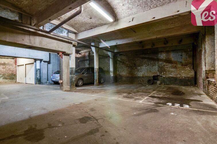 Parking Porte de Valenciennes - Lille garage