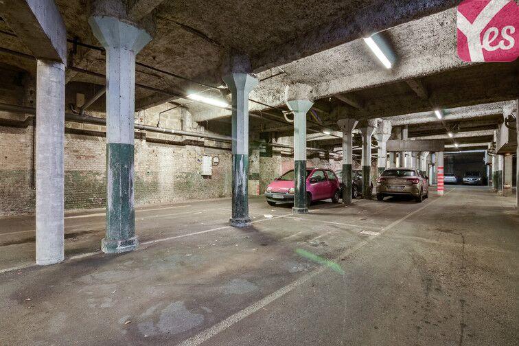 Parking Porte de Valenciennes - Lille en location