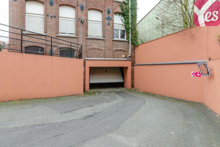 Parking Porte de Valenciennes - Lille caméra