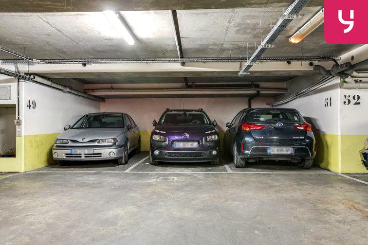 location parking Courbevoie - Hôtel de ville - Victor Hugo