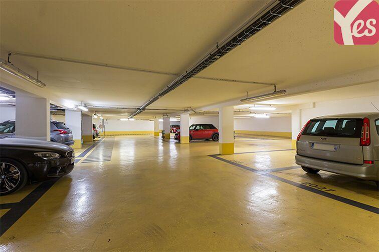 Parking Courbevoie - Hôtel de ville - Victor Hugo sécurisé