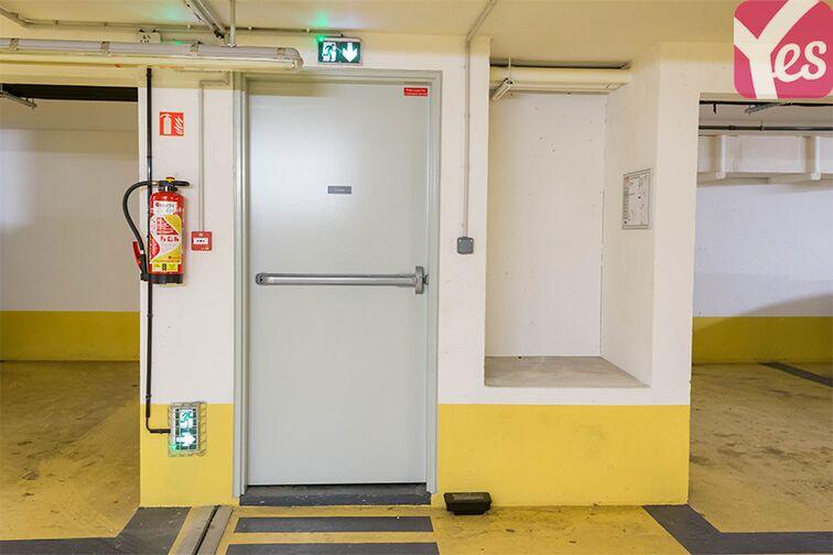 Parking Courbevoie - Hôtel de ville - Victor Hugo 92400