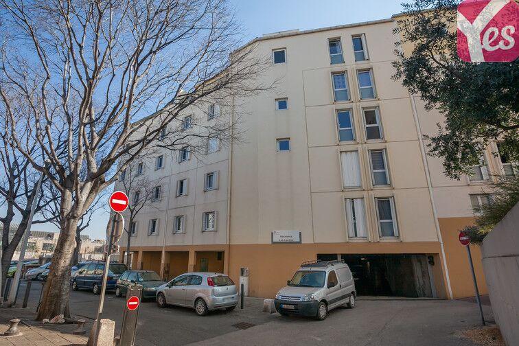 Parking Colbert - Hôtel de la Région - Marseille souterrain