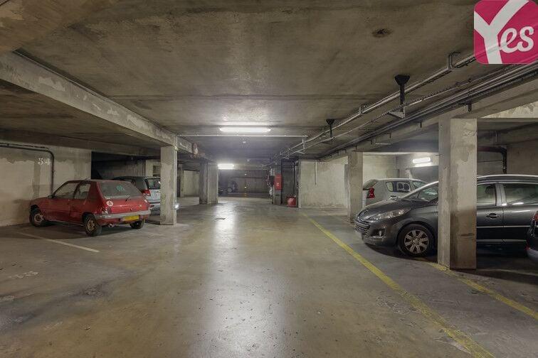 Parking Colbert - Hôtel de la Région - Marseille sécurisé