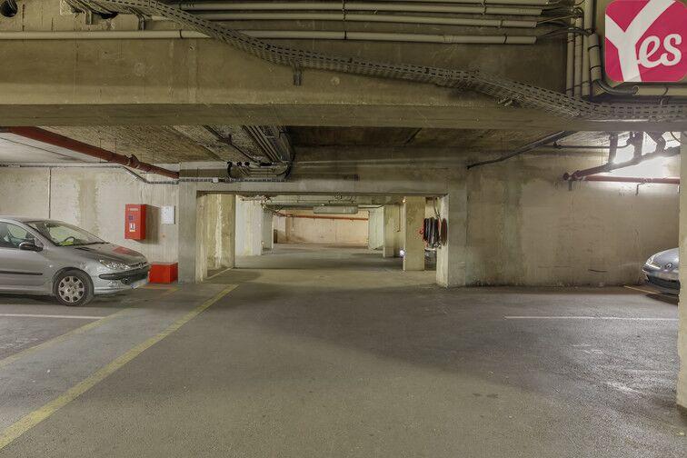 Parking Colbert - Hôtel de la Région - Marseille box