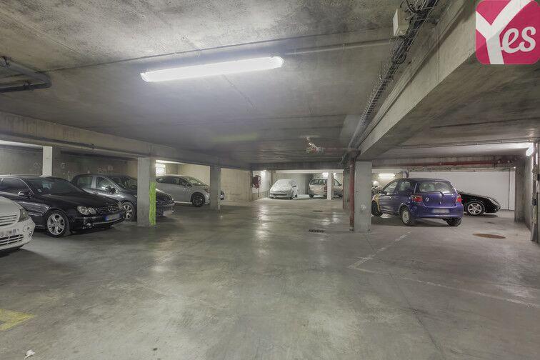 Parking Colbert - Hôtel de la Région - Marseille location