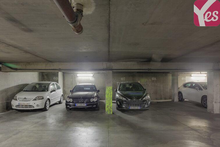 Parking Colbert - Hôtel de la Région - Marseille Marseille