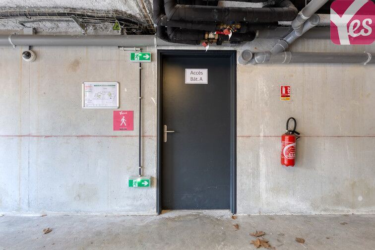 Parking Stade Marquet Rugby - La Seyne-sur-Mer (Accès rdc) sécurisé