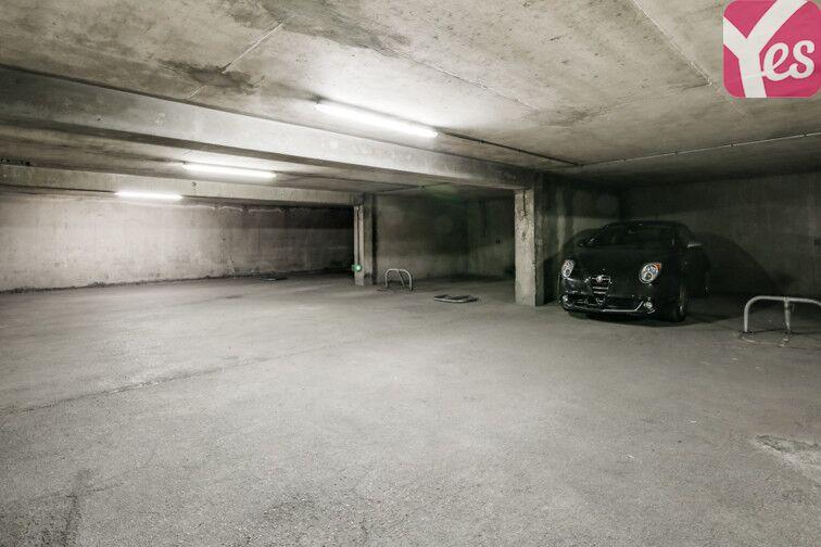 Parking Commissariat de police - La Rode - Toulon 234 rue Emile Ollivier