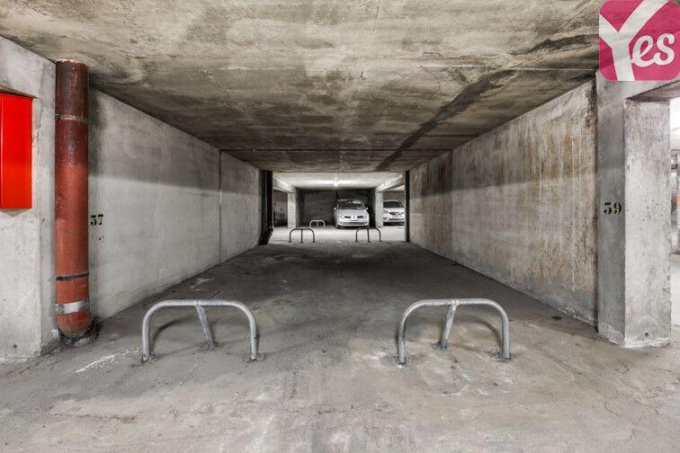 Parking Commissariat de police - La Rode - Toulon sécurisé