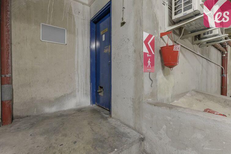 Parking Commissariat de police - La Rode - Toulon Toulon
