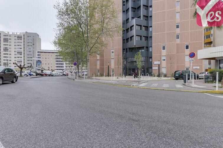 Parking Commissariat de police - La Rode - Toulon location mensuelle