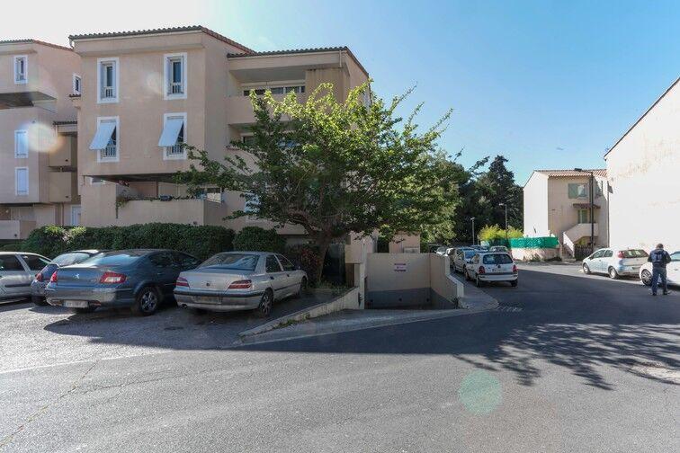 Parking Sabines - Montpellier caméra