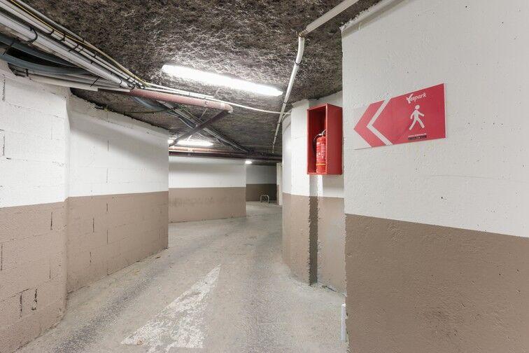 Parking Sabines - Montpellier box