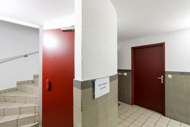 Parking Sabines - Montpellier sécurisé