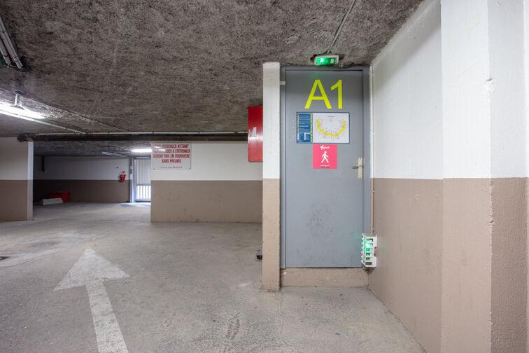 Parking Sabines - Montpellier 34070